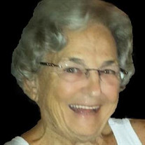 Mrs.  Joan Brown Locklear