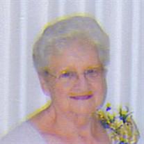 Frances Marie Schutz