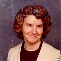 Gertrude Hutson