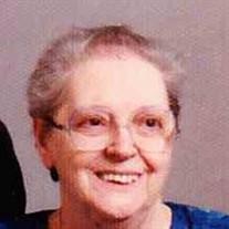 Mrs. Roberta Mae Oakes