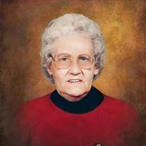 Mary E. Rudolph