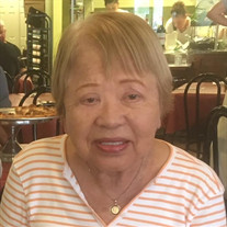 Hisako Giustiniani Obituary - Visitation & Funeral Information