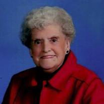 Mary Blanche Martin