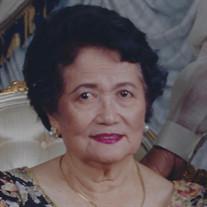 Juana Agapito Cruz