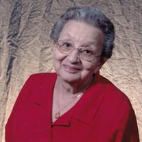 Mary Jane Bertha Lindley