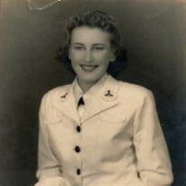 "Elizabeth L.  ""Betty"" Bevis"