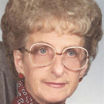 """Mary Imogene """"Jean"""" Glover"""