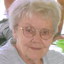 "Mrs. Elizabeth ""Betty"" Patricia Thompson"