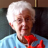 Betty Jane (Bogerd) Becker