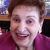 Bobbie Louise Ellzey Harding