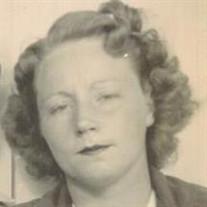 Margaret Kathleen Woodward