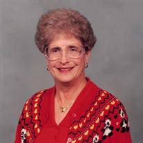 Mrs. Patricia Ann Bradley