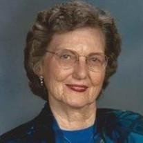Annie Belle Mayer Scholtz