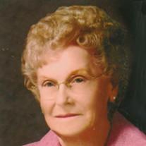 Bernice Wilhelmina Mordhorst