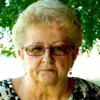 """Patricia Thompson """"Patsy"""""""