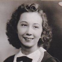 Margaret Mae Hall