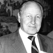 Dr. John Pervis Milnor Jr.