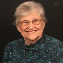 Mrs. Clara Mae Argo Buchanan
