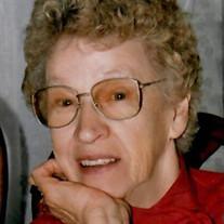 Gertrude M. Rice (Wigler)