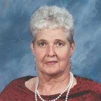 """Wanda """"Liz"""" Elizabeth Hewitt"""