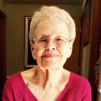 Mrs Vesta Rose Thomas