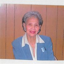 Mrs. Helen Watkins