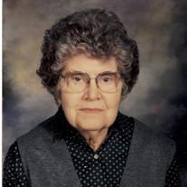 Roberta Edith Comstock