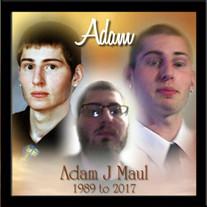 Adam Joseph Maul