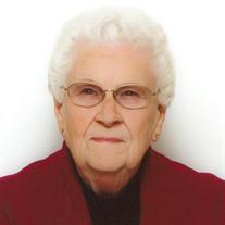 Zelda M. Legg