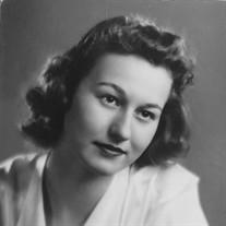 Josephine Mary Durbin