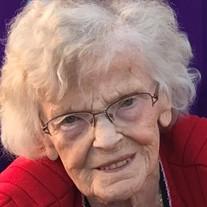Bertha Dorothy Plouffe