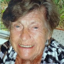 Mary  Crabtree (Werenchuk)