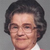 Mrs. Myrtle Davis Threadgill