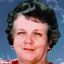 Frances  Mae Saunders
