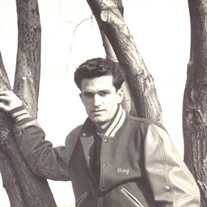 Raymond Addison (TSGT, USAF, Ret.)