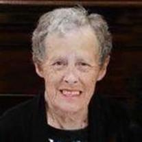 Patricia Inez LaRue Koenig of Michie, Tennessee