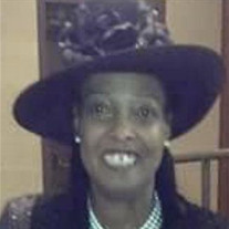 Lady Elect Donna F. Washington
