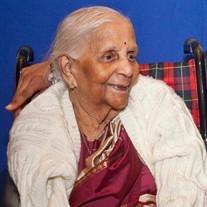 Sita K. Rao