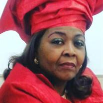 Pastor Dr. Sherma Joy Gooden