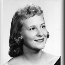 Mrs. Judith Faye Moore