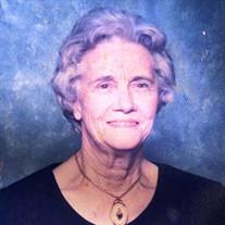 Frances Eileen Stowe