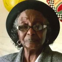 Mrs. Rosie Mae Washington