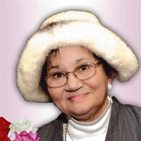 Deaconess Virginia R. Carroll