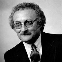 The Rev. Donald LeRoy Gokee Ph.D