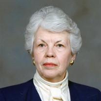 Mrs. Margaret  Foust Moreland