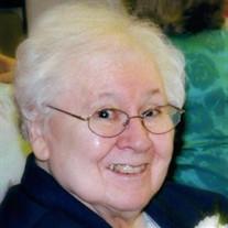 Sister Marion Agnes Jerzak SSND