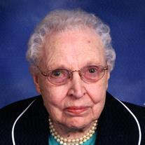 Margrete Augusta McConnell