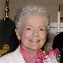 Jacquelyn Florence Rush-Weissenberger