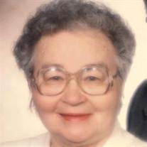 Martha J. Evans