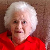 Dora Pearl Wooten Floyd Warnock